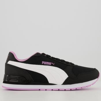 Tênis Puma ST Runner V2 BDP Feminino Preto