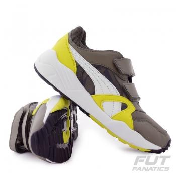 Tênis Puma Xs 500 Camo Infantil