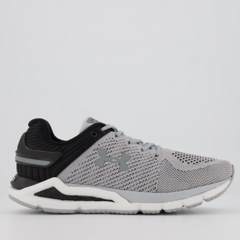 Tênis Under Armour Charged Blast Cinza