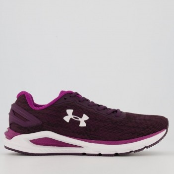 Tênis Under Armour Charged Carbon Feminino Roxo