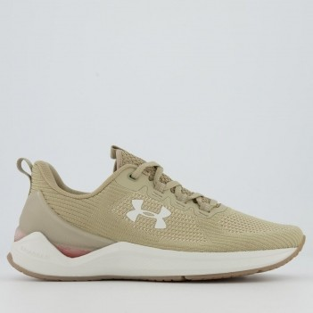Tênis Under Armour Charged Envolve Bege