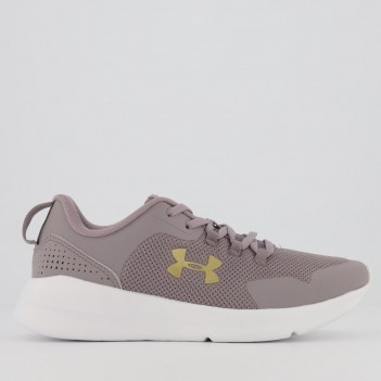 Tênis Under Armour Charged Essential Feminino Cinza