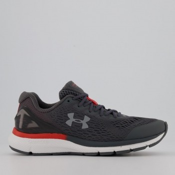 Tênis Under Armour Charged Extend Cinza