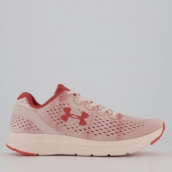 Tênis Under Armour Charged Impulse Feminino Coral