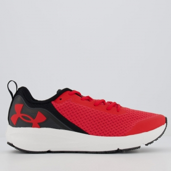 Tênis Under Armour Charged Quest Vermelho