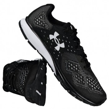 Tênis Under Armour Charged Rebel Preto