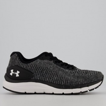 Tênis Under Armour Charged Skyline Cinza Mescla