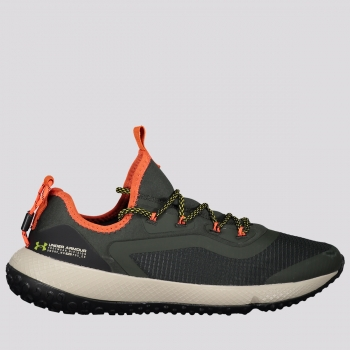 Tênis Under Armour Charged TRVRS Verde