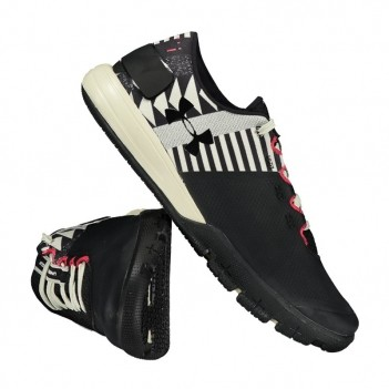 Tênis Under Armour Charged Ultimate 2.0 Preto