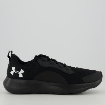 Tênis Under Armour Charged Victory All Black