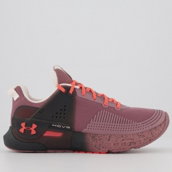 Tênis Under Armour HOVR Apex Feminino Roxo