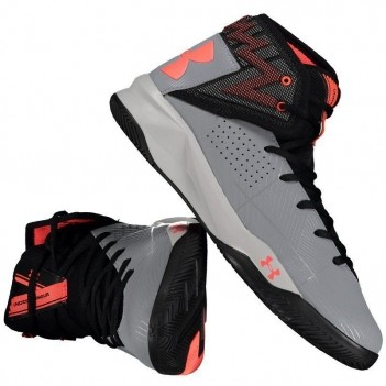 Tênis Under Armour Rocket 2 Cinza