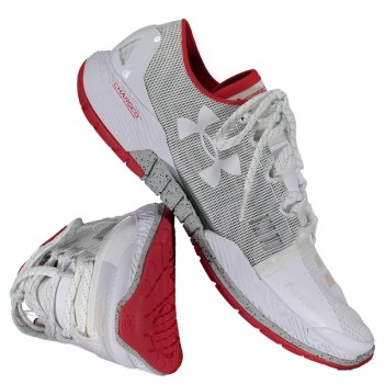 Tênis Under Armour Speedform AMP Branco