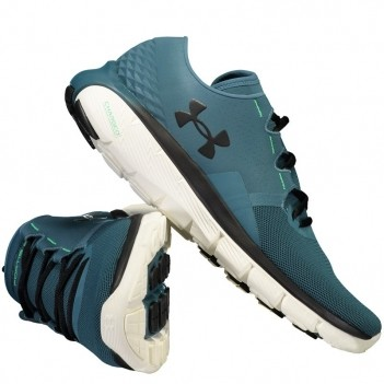 Tênis Under Armour SpeedForm Fortis 2.1 Verde