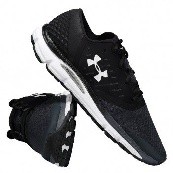 Tênis Under Armour Speedform Intake Preto