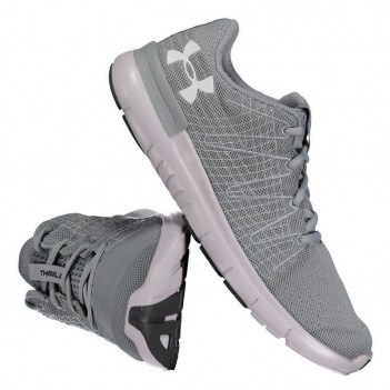 Tênis Under Armour Thrill 3 Cinza