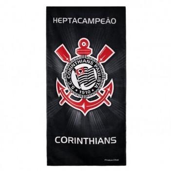 Toalha de Banho Bouton Corinthians Hepta