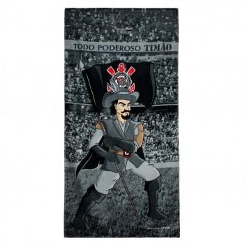 Toalha de Banho Bouton Corinthians Mascote