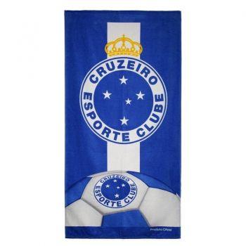 Toalha De Banho Bouton Veludo Cruzeiro