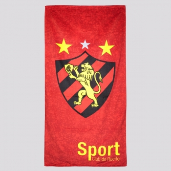 Toalha Dohler Sport Recife Vermelha