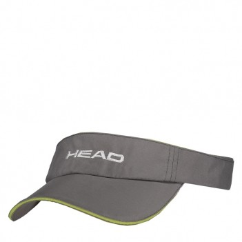 Viseira Head Radical Cinza