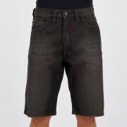 Bermuda Jeans HD Basic Preta