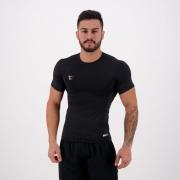 Camisa Térmica Super Bolla Segunda Pele Preta