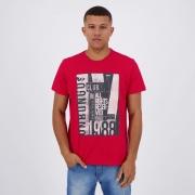 Camiseta Onbongo Southwest Vermelha