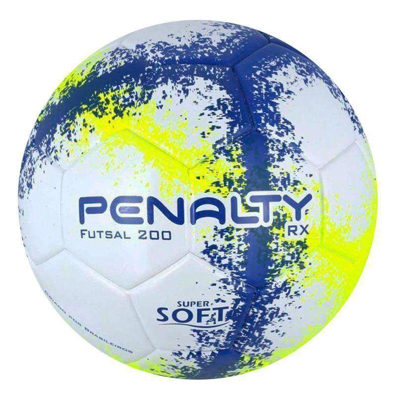 Cupom de desconto Bola Penalty RX 200 R3 Fusion VIII Futsal Juvenil