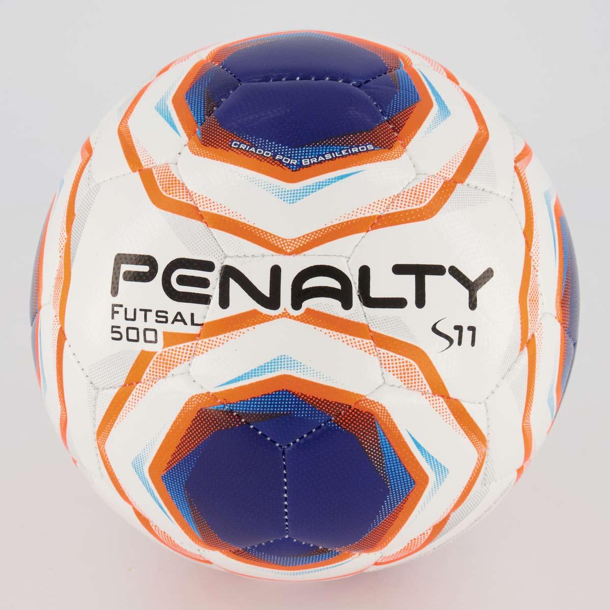 Cupom de desconto Bola Penalty S11 R2 X Futsal Branca
