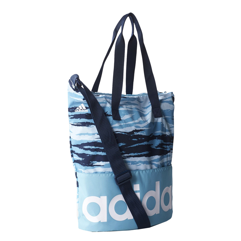 bbc38adba Bolsa Adidas Shoulder Linear Performance Feminina - FutFanatics
