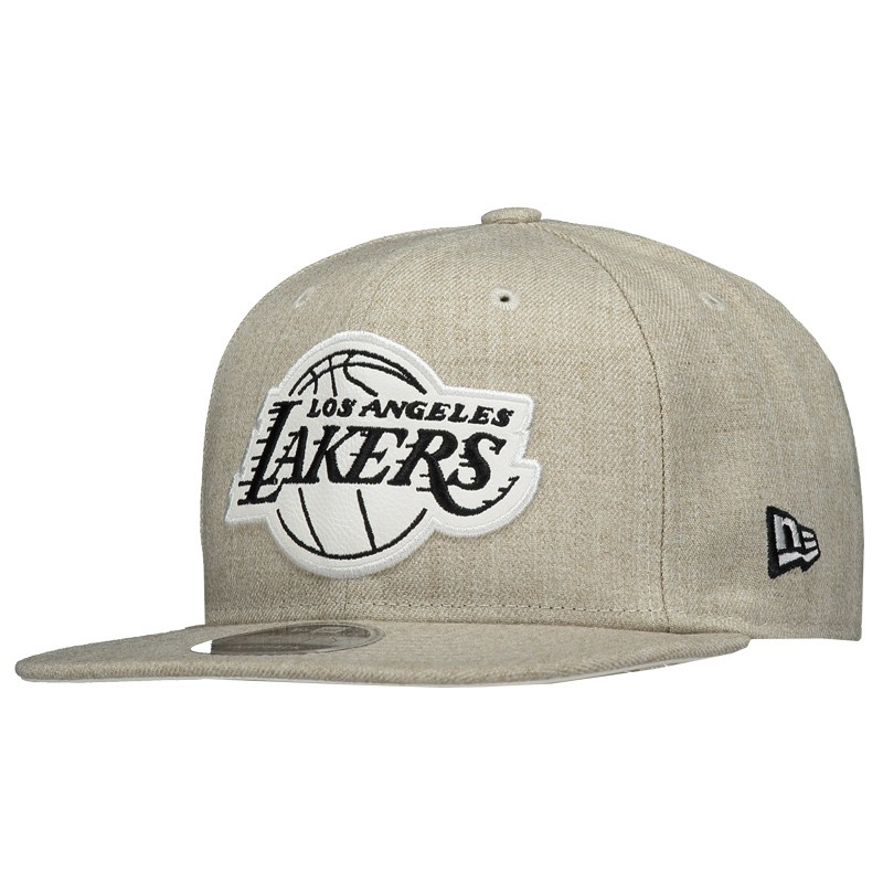 Boné New Era NBA Los Angeles Lakers 950 Bege - FutFanatics 7bb25a4a325