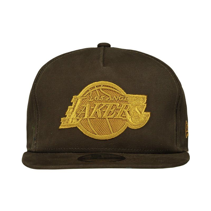 963debaae Boné New Era NBA Los Angeles Lakers Verde - FutFanatics