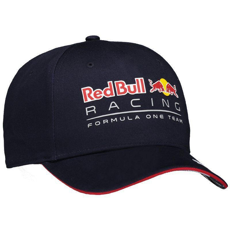 Boné Puma Red Bull Racing F1 Team Marinho - FutFanatics 58dc1ec7606