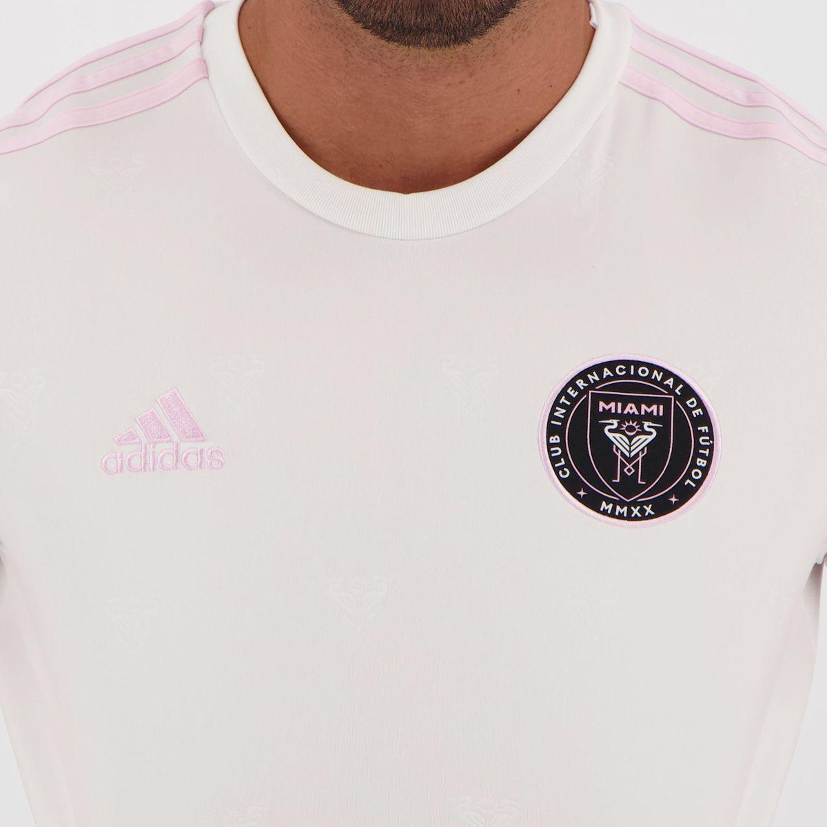 Camisa Adidas Inter Miami Home 2020 Futfanatics