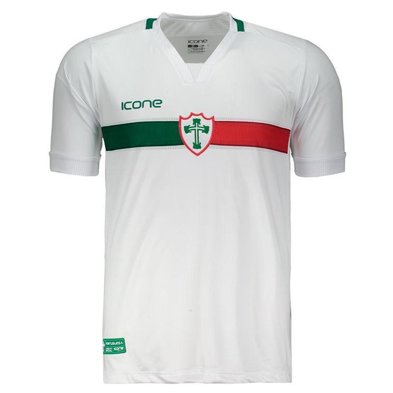 Cupom de Desconto em Camisa Ícone Sports Portuguesa II 2019