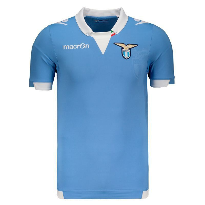 Cupom de Desconto em Camisa Macron Lazio Home 2015 Jogador
