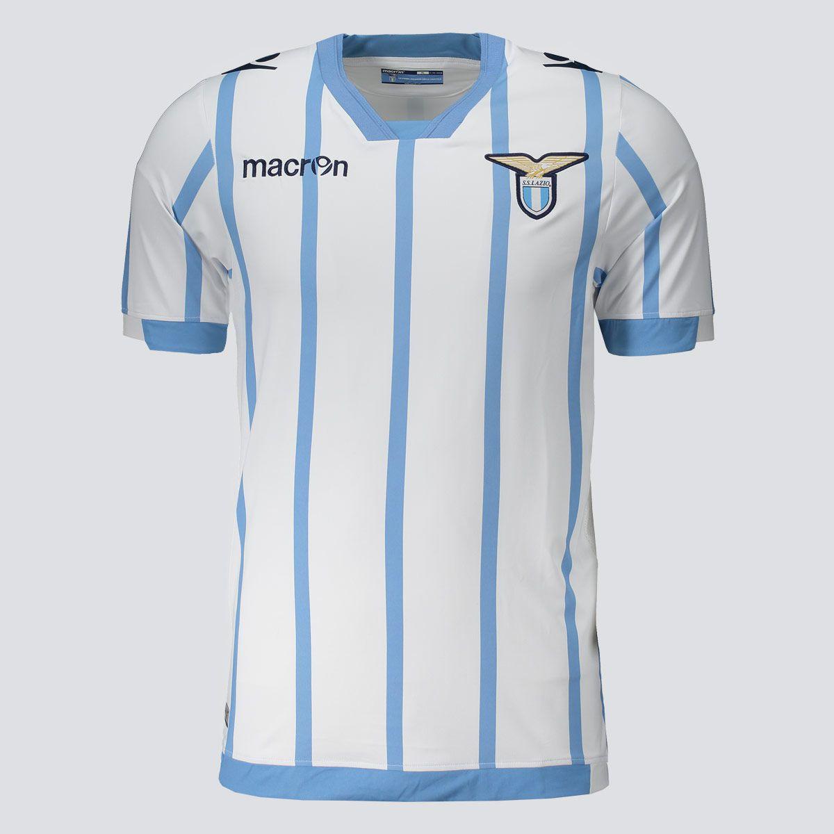 Cupom de Desconto em Camisa Macron Lazio Third 2015 Jogador