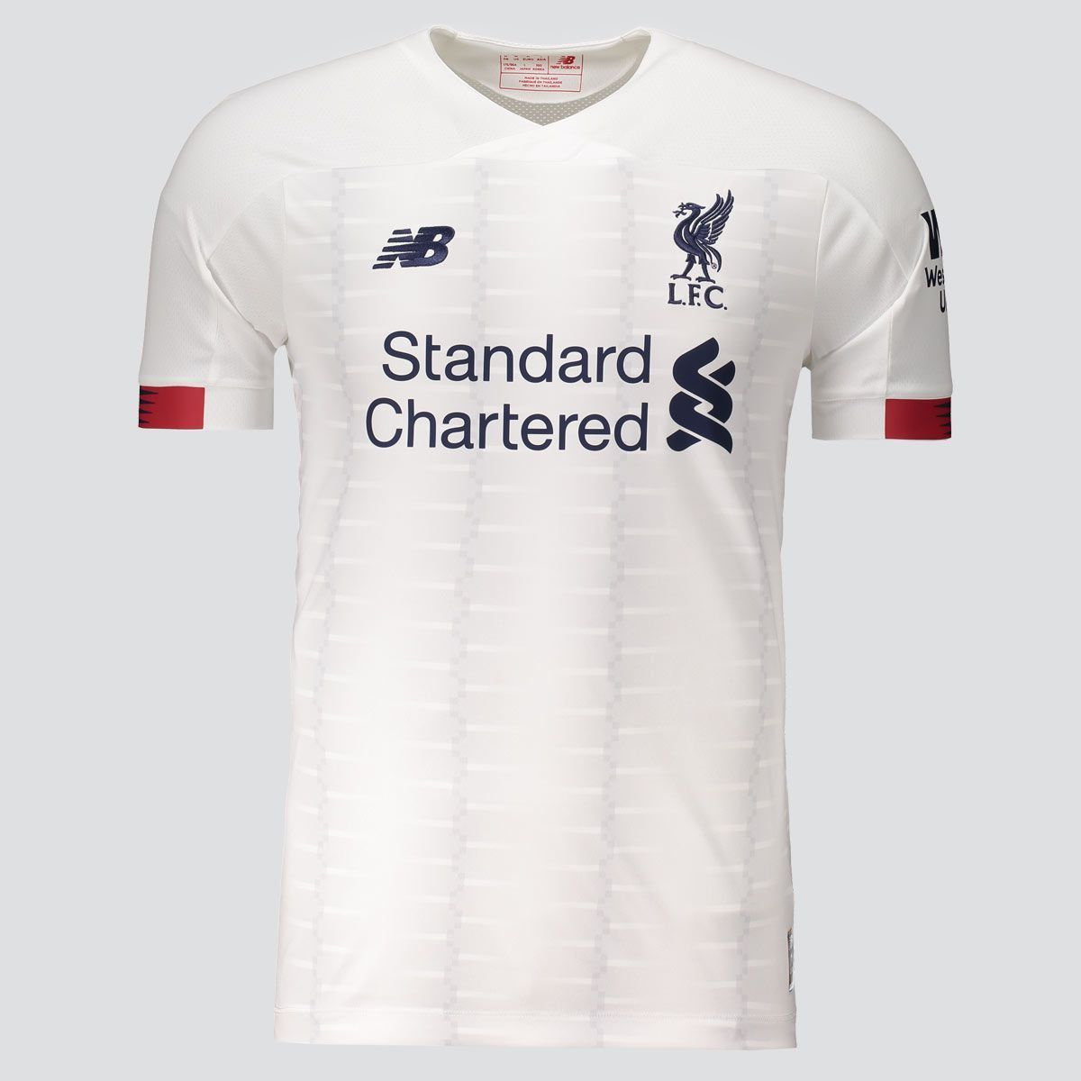 Camisa New Balance Liverpool Away 2020 Futfanatics