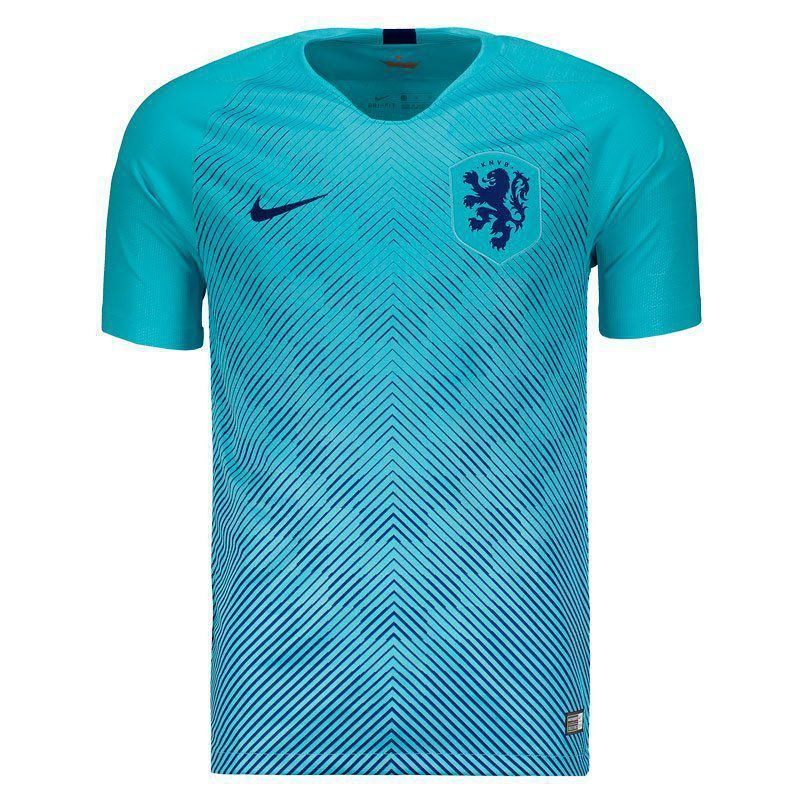 Abuelos visitantes Crónica eco  Camisa Nike Holanda Away 2018 - FutFanatics