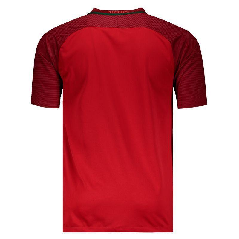Arrastrarse Desalentar diario  Camisa Nike Portugal Home 2017 - FutFanatics