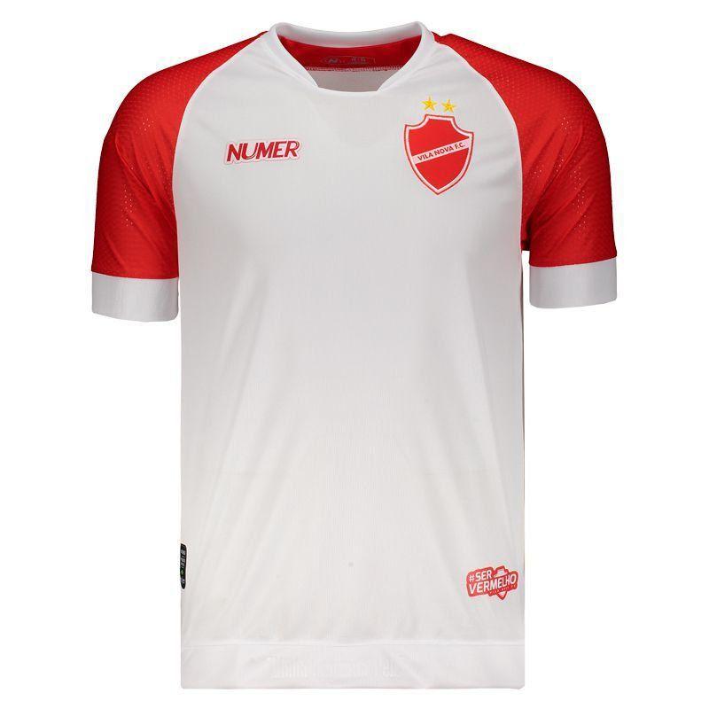 Cupom de Desconto em Camisa Numer Vila Nova II 2019 Jogador