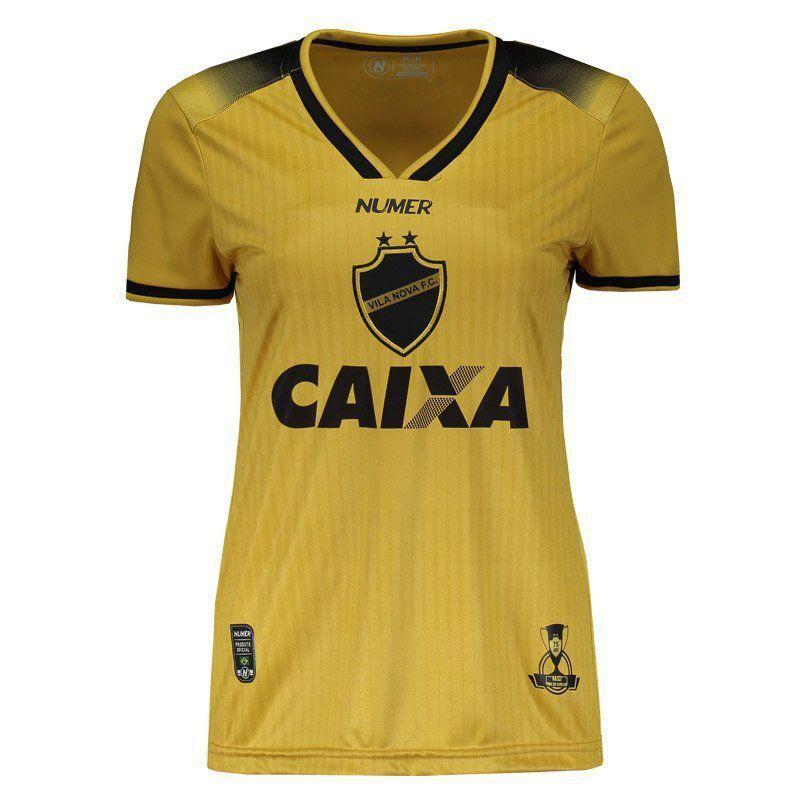 Cupom de Desconto em Camisa Numer Vila Nova III 2019 Feminina