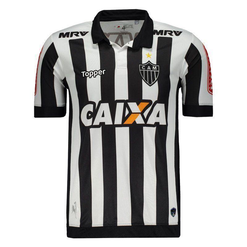 Camisa Topper Atletico Mineiro I 2017 Futfanatics