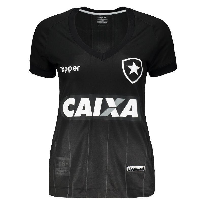 Cupom de Desconto em Camisa Topper Botafogo II 2018 Feminina