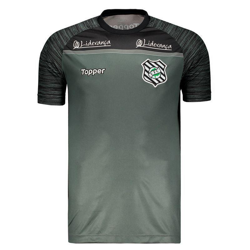 Cupom de Desconto em Camisa Topper Figueirense Treino 2018 Atleta