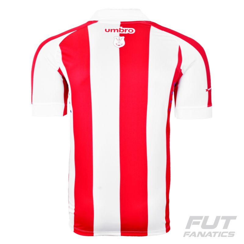 c35eb8e83cec0 Camisa Umbro Náutico I 2015 - FutFanatics
