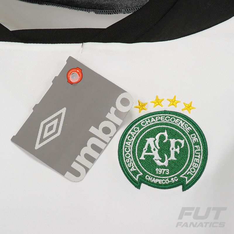 Camisa Umbro Chapecoense Treino - FutFanatics b2fdfed740867