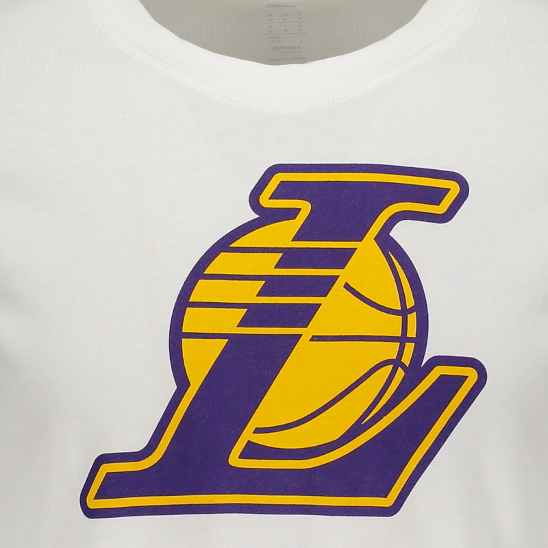 12d0b7d87 Camiseta Adidas NBA LA Lakers Clubs - FutFanatics