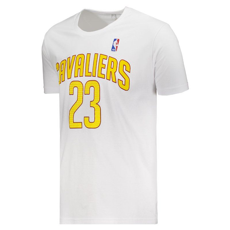 d67facce5 Camiseta NBA James Branca - FutFanatics